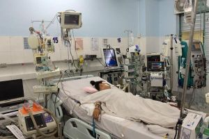 Bé gái 12 tuổi bị viêm cơ tim nguy kịch nhưng thoát chết kỳ diệu