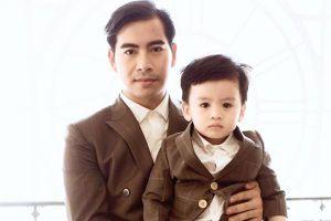 Ngọc Lan bị tố vay 500 triệu giải quyết chuyện ly hôn, Thanh Bình động viên con trai hãy mạnh mẽ
