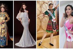 Loạt trang phục giúp Tường San ghi dấu ấn tại Miss International 2019 cho tới khi lọt top 8