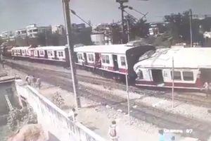 Hai tàu hỏa chở nhiều người đâm trực diện tại Ấn Độ
