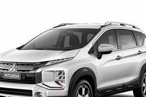 Thừa thắng xông lên, Mitsubishi Xpander ra mắt phiên bản mới Cross vạm vỡ hơn