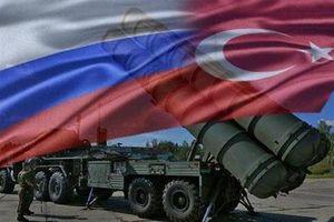 Thổ - Nga chính thức sản xuất chung S-400 từ năm 2020