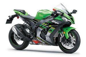 Khám phá Kawasaki Ninja ZX-10R giá hơn 500 triệu