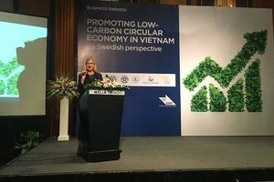 Thúc đẩy nền kinh tế tuần hoàn tại Việt Nam