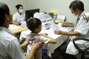 Những dấu hiệu trẻ đã mắc bệnh nặng cần phải đi khám