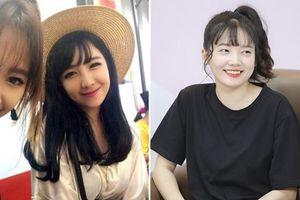 Hai cô em gái lai Việt - Hàn xinh đẹp của Hari Won: Người sống khép kín xa rời showbiz, người mong muốn theo đuổi nghệ thuật