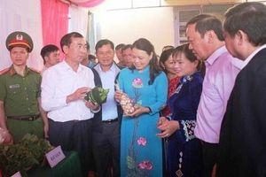 Thái Nguyên: Đầm ấm Ngày hội đoàn kết nơi Thủ đô gió ngàn