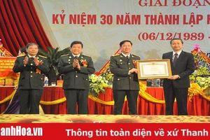 Đại hội thi đua 'Cựu chiến binh gương mẫu' tỉnh Thanh Hóa lần thứ VI