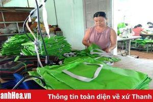 Huyện Nông Cống giải quyết việc làm mới cho gần 2.500 lao động
