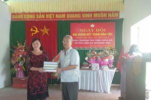 Khai trương thư viện thôn Như Sơn - Thư viện thôn đầu tiên của Vĩnh Phúc