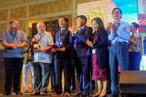 Gạo thơm Việt Nam ST24 lần đầu tiên đạt giải Nhất cuộc thi gạo ngon thế giới