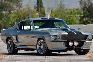 Huyền thoại Ford Mustang Eleanor 'hàng thửa' sắp được bán đấu giá