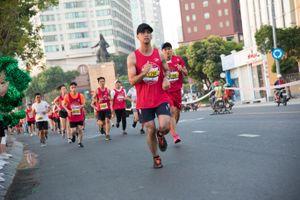 Hơn 13.000 vận động viện sẽ tham gia Giải Marathon quốc tế TPHCM 2019