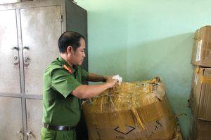 Phát hiện kho hàng shisha nhập từ Trung Quốc về bán Tết ở Đà Nẵng