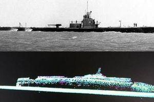 Tàu ngầm nổi tiếng trong Thế chiến 2 được tìm thấy ngoài khơi Nhật Bản