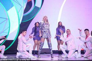 Taylor Swift thể hiện đẳng cấp, biểu diễn 'cực sung' trên sân khấu