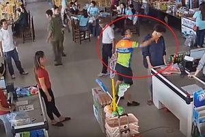 Thượng úy tát nhân viên không phải con PGĐ Công an tỉnh Thái Nguyên