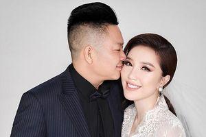 Ảnh cưới lung linh của Bảo Thy và bạn trai doanh nhân người Hà Tĩnh