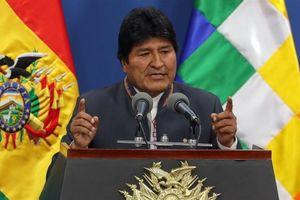 Bolivia hướng đến cuộc bầu cử mới sau khi Tổng thống Morales từ chức