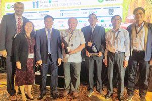 Gạo ST25 của Việt Nam giành Giải Nhất cuộc thi gạo ngon thế giới 2019