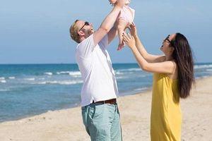 Ngô Phương Lan tiết lộ về con gái 8 tháng tuổi