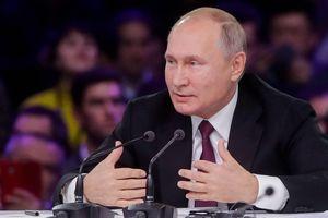 Ông Putin: Nga có thể trở thành một trong những nhà lãnh đạo toàn cầu trong lĩnh vực trí tuệ nhân tạo