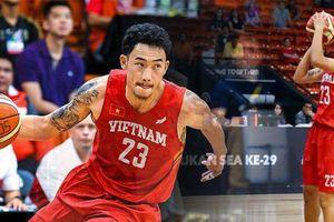 Lịch thi đấu chính thức của đội tuyển bóng rổ Việt Nam tại SEA Games 30