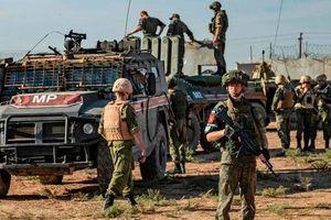 Thế lực Nga không dừng lại ở Syria