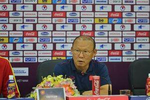 HLV Park Hang-seo: 'Cảm ơn lời khen của HLV UAE nhưng chúng tôi sẽ không chủ quan'