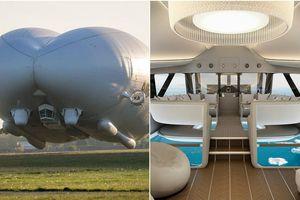 Chiếc máy bay 'lừa tình' nhất thế giới: Bên ngoài như khinh khí cầu, bên trong đẹp hệt khách sạn 5 sao đưa khách du ngoạn Bắc Cực