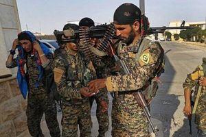 Được SAA hỗ trợ, SDF phát động cuộc phản công lớn ở Đông Bắc Syria