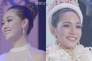 Tường San lý giải việc bật khóc khi người đẹp Thái Lan đăng quang 'Hoa hậu Quốc tế 2019'
