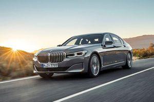 BMW Series 7 mới sẽ về Việt Nam vào cuối tháng 11