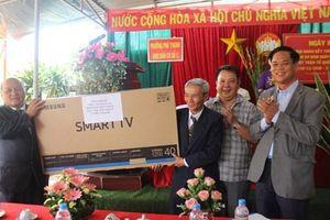 Tuy An (Phú Yên): 100% khu dân cư tổ chức Ngày hội Đại đoàn kết toàn dân tộc