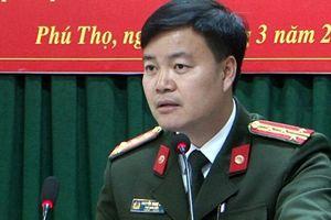 Bộ Công an bổ nhiệm tân Giám đốc Công an tỉnh Sơn La