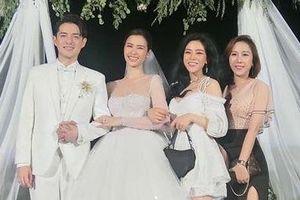 Em gái Ông Cao Thắng hậu đám cưới anh trai: 'Thật vui khi là em chị'