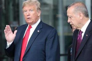 Sập bẫy vùng đệm Syria, Thổ sang Mỹ gỡ?