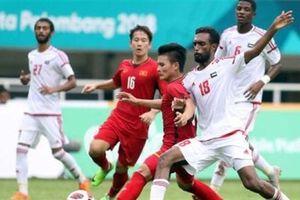 Tuyển Việt Nam gặp khó khi UAE chơi tất tay