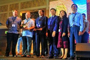 Gạo ST24 Việt Nam đạt giải 'Gạo ngon nhất thế giới năm 2019'