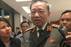 Bộ trưởng Tô Lâm nói về vụ thượng úy công an ném xúc xích, tát nhân viên bán hàng