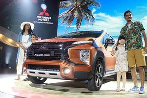 Mitsubishi Xpander Cross mới từ 430 triệu đồng tại Indonesia