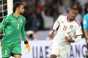 Ngôi sao UAE: 'Chúng tôi tới Việt Nam để giành 3 điểm'