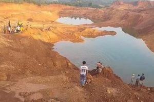 Tuyên Quang: Trượt chân ngã xuống hố khai thác quặng, hai học sinh thiệt mạng thương tâm