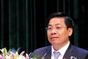 Ông Dương Văn Thái được phê chuẩn làm Chủ tịch UBND tỉnh Bắc Giang