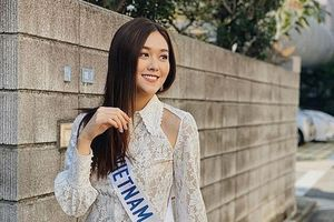 Tường San xuất sắc lọt vào top 8 Hoa hậu Quốc tế 2019