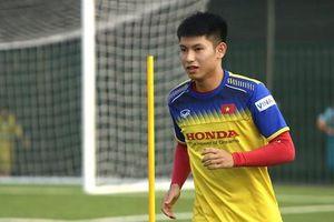 HLV Park Hang Seo loại 2 cầu thủ, chốt danh sách tuyển Việt Nam đấu UAE