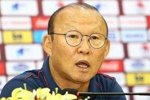 HLV Park Hang Seo 'bóc bài' chiến thuật của tuyển UAE