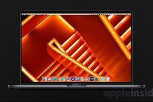 MacBook Pro 16 inch ra mắt trong tuần này