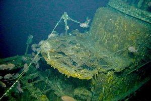 Sai sót khiến Mỹ mất dấu tàu ngầm đắm