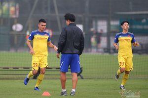 Thầy Park gạt 2 cầu thủ CLB Thanh Hóa khi đấu UAE